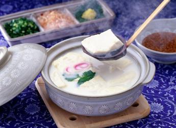 溫泉水豆腐