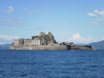 軍艦島遊船