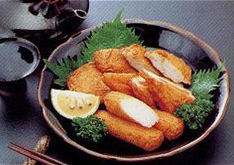 薩摩炸魚餅