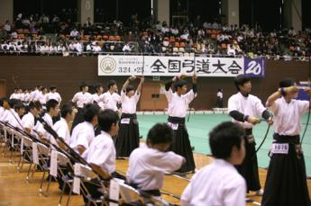 都城弓祭 全國弓道大會