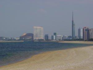 百道海濱公園