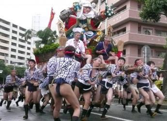 飯塚市民祭 飯塚山笠