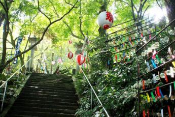 如意輪寺 夏季祭典