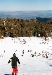 五瀨高山滑雪場